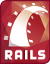 Icon von Ruby on Rails